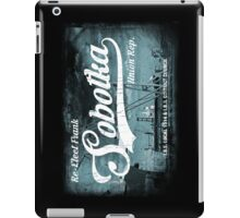 Re-Elect Frank Sobotka - the Wire iPad Case/Skin
