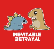 Inevitable Betrayal  One Piece - Short Sleeve