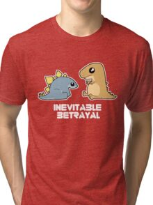 Inevitable Betrayal  Tri-blend T-Shirt