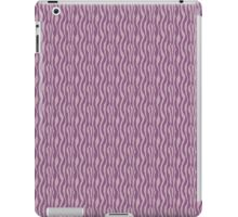 Purple Zebra Pattern  iPad Case/Skin