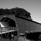 Hogback Bridge- The Covered Bridges of Madison County, IA by rwhitney22