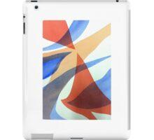 Laceration iPad Case/Skin