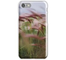 Guided by the wind iPhone Case/Skin