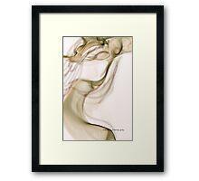 Incendiary Elegance © Vicki Ferrari Photography Framed Print
