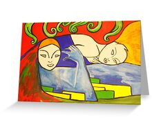 Embraceable You Greeting Card
