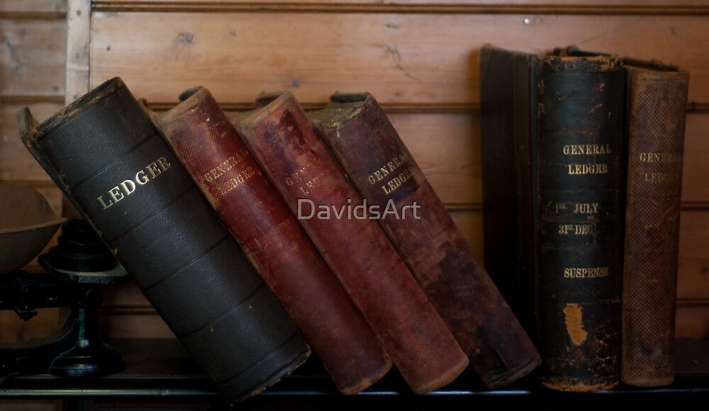 0273 The Ledgers by DavidsArt
