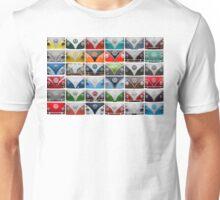 VW Camper Van Montage Unisex T-Shirt
