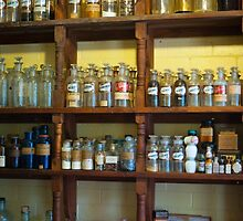Chemist's Shop by DavidsArt