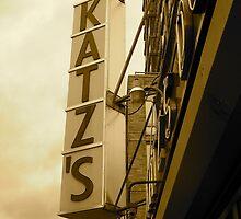 Katz's Deli by hcorrigan