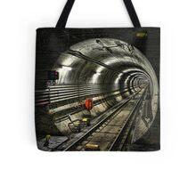 Corona Tunnel Tote Bag