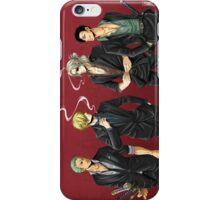 PIRATES X GANGSTA iPhone Case/Skin