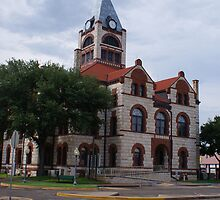 Erath county Courthouse, Stephenville by TxGimGim