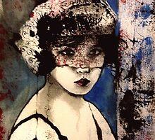 Black Widow  by John D  JinnDoW