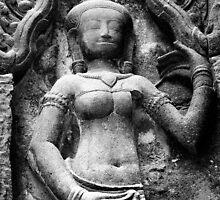 Stone Dancer by TerraChild