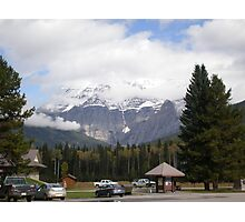 Mt. Robson, Canadian Rockies. Photographic Print
