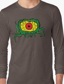 Crawling Eye Monster Long Sleeve T-Shirt