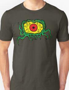 Crawling Eye Monster Unisex T-Shirt