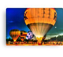 Hot Air Balloon Festival Metal Print