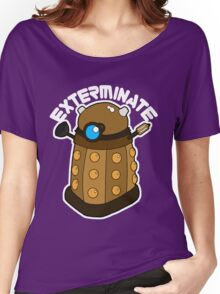 Dalek! Women's Relaxed Fit T-Shirt