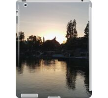 The Sunsets on a Magical Day. iPad Case/Skin