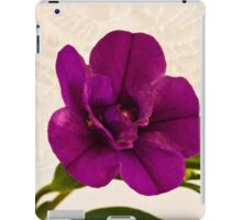 Mini Petunia  iPad Case/Skin
