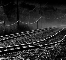 Ghost Tracks by Thomas Young