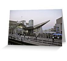 New England Aquarium - Long Wharf - Boston Greeting Card