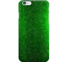 Green Polygon Phone Cases iPhone Case/Skin