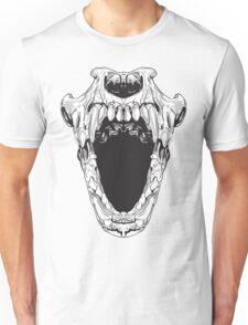 Skull teeth Unisex T-Shirt
