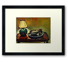 Light Source Framed Print