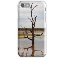 Dead Trees Digitised (2) iPhone Case/Skin