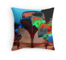Zephyr  Throw Pillow