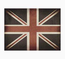 Vintage United Kingdom Flag Kids Clothes