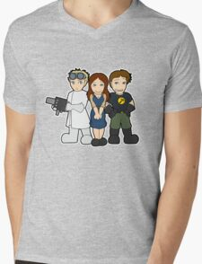 Phd. In Cuteness Mens V-Neck T-Shirt
