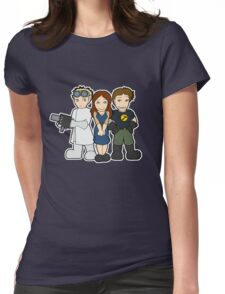 Phd. In Cuteness Womens Fitted T-Shirt
