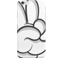 Good Gloves • Peace iPhone Case/Skin
