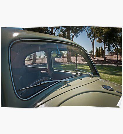 Volkswagen Windscreen Poster