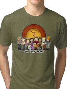 Can't Take the Sky Tri-blend T-Shirt