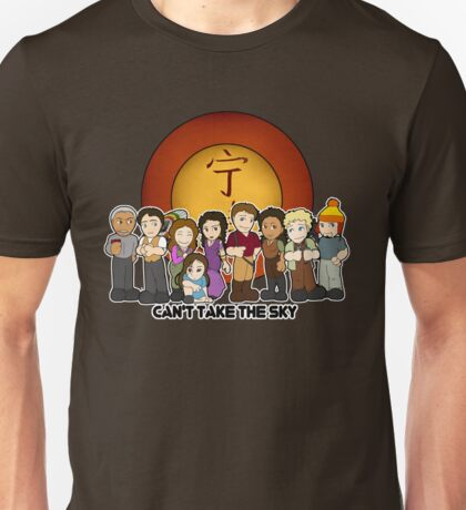 Can't Take the Sky Unisex T-Shirt