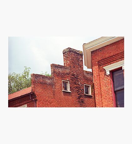 Jonesborough, Tennessee - Small Town Architecture Photographic Print