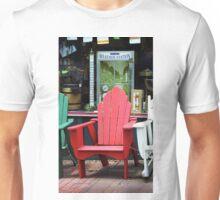 Jonesborough, Tennessee - Comfy Chair Unisex T-Shirt