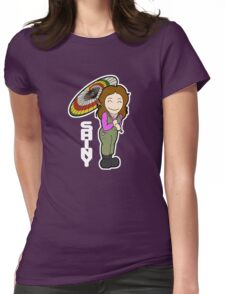 Cute 'n' Shiny  Womens Fitted T-Shirt