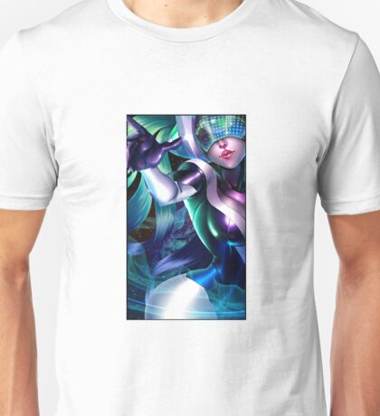 Dj Sona Kinetic Unisex T-Shirt