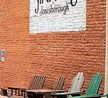 Jonesborough, Tennessee - Mauk's Store by Frank Romeo