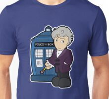 Doctor Number Three Unisex T-Shirt