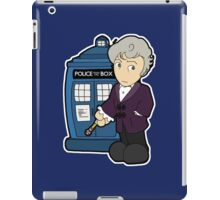Doctor Number Three iPad Case/Skin