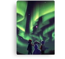 [MOTHER] To Magicant Canvas Print