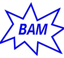 Bam! by freeformations