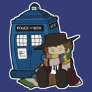 Doctor Number Four by RhiMcCullough