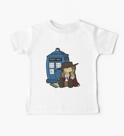 Doctor Number Four Baby Tee